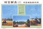 Anti-aircraft fire (two). Anti-aircraft firing methods, ca. 1971