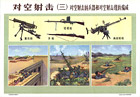 Anti-aircraft fire (three). Anti-aircraft fire weapons and placements, ca. 1971